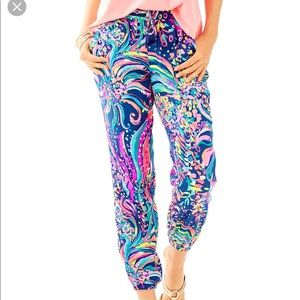 Lilly Pulitzer Piper pull-on jogger pant